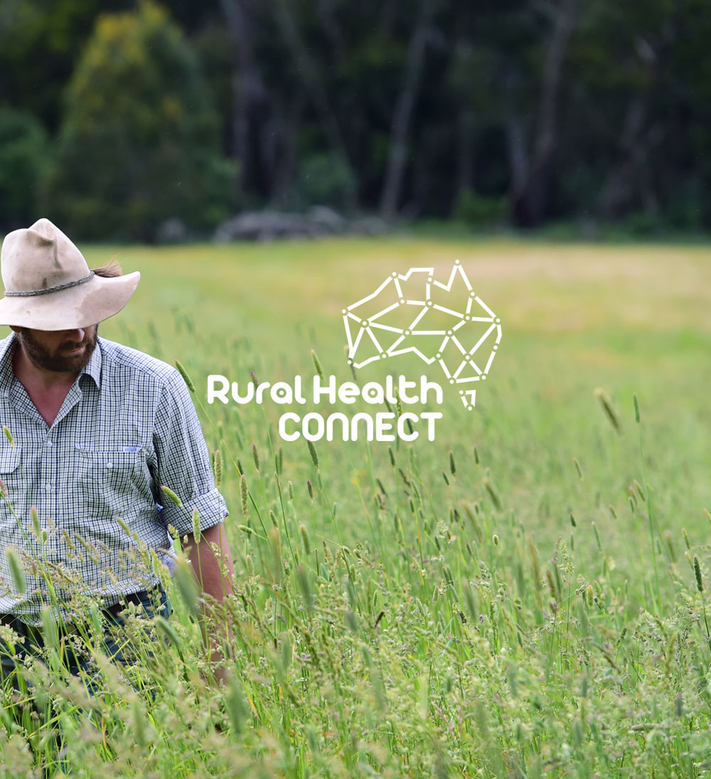 Rural Health Connect Australia - Static Tile