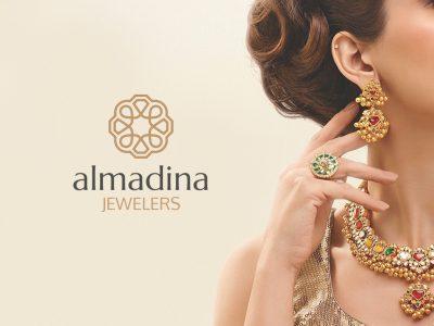 Al Madina Jewellers - Brand Development