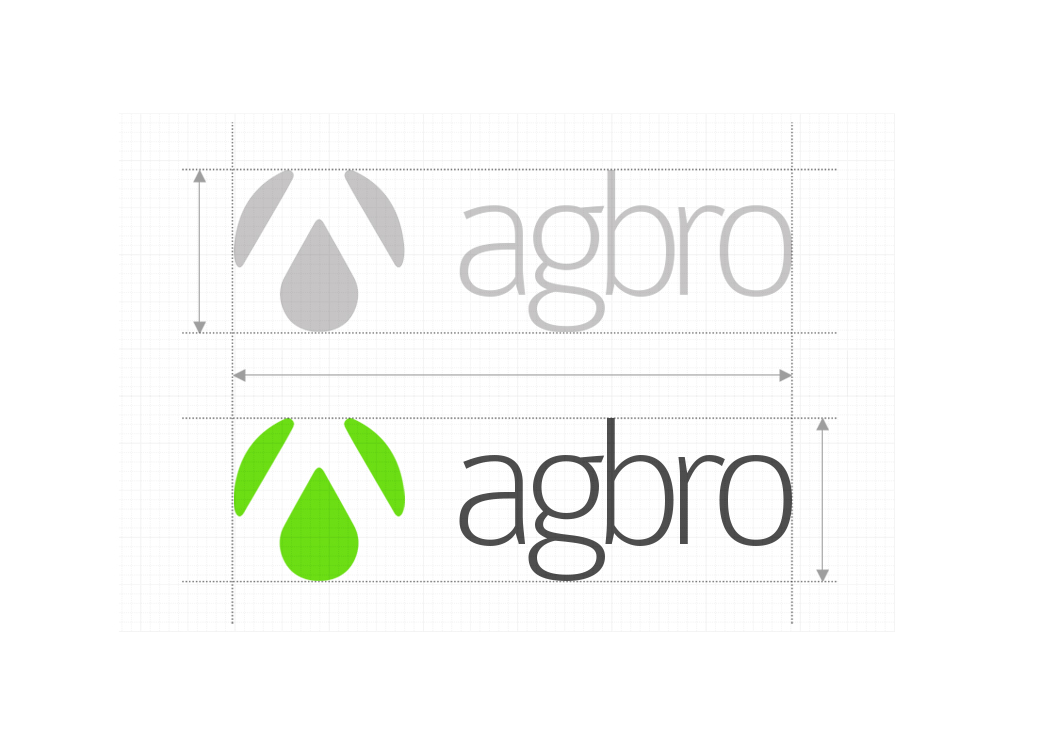Agbro Group Logo Dimensions