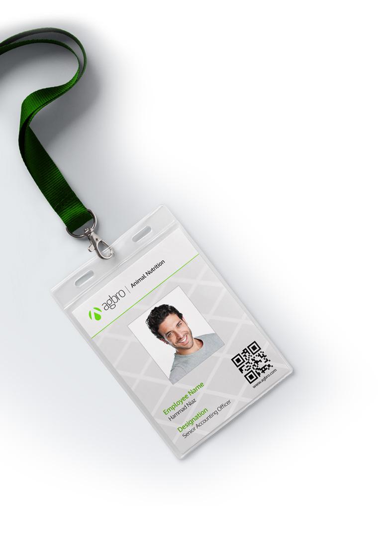 Agbro Group - Branding - ID Tags