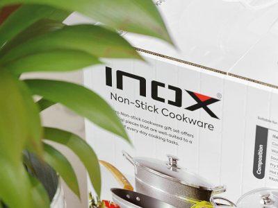 INOX Cookware - Packaging Design